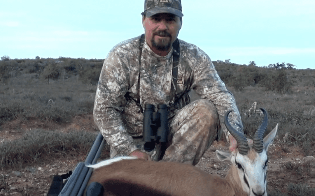 Big Bore Airgun on Springbok and Bushbuck