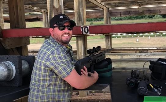 Big Bore Airgun Hunting Demo for State DNR Agencies