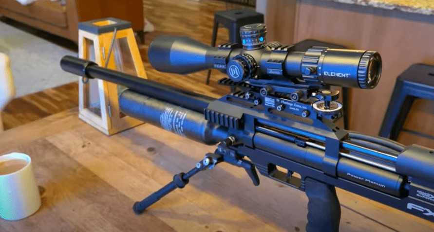 Airgun Gear Kitchen Table Talk: FX Airguns Maverick ELR Build