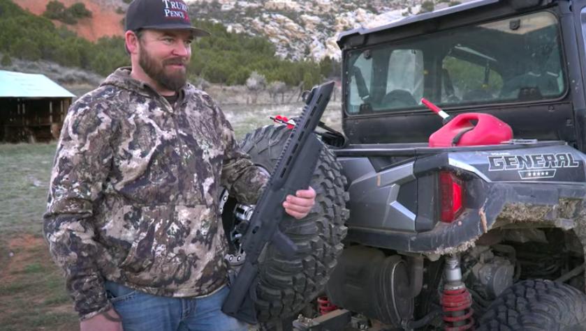Could I Survive With An Umarex Air Javelin Airgun? : Real Air Gun Hunting