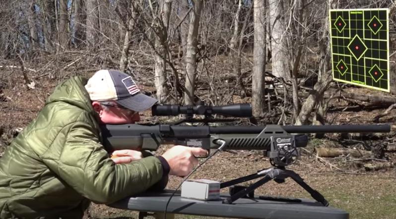 UMAREX HAMMER .50 CALIBER AIRGUN HUNTING AIR RIFLE || shooter1721