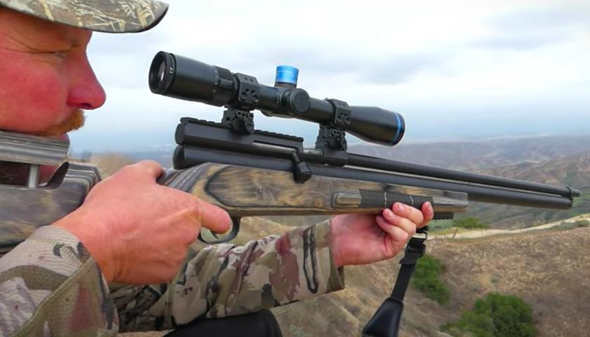 Big Game Airgun Hunting/Part 2